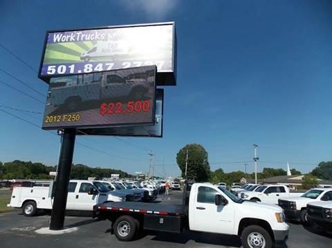 2013 GMC Sierra 3500HD CC for sale in Bryant, AR