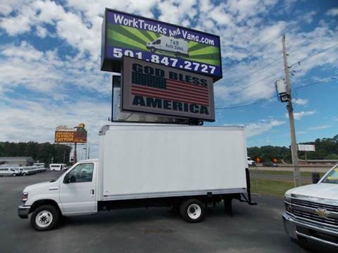 2016 Ford E-450 for sale in Bryant, AR