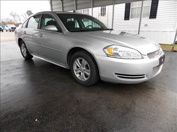 2012 Chevrolet Impala for sale in Bryant, AR