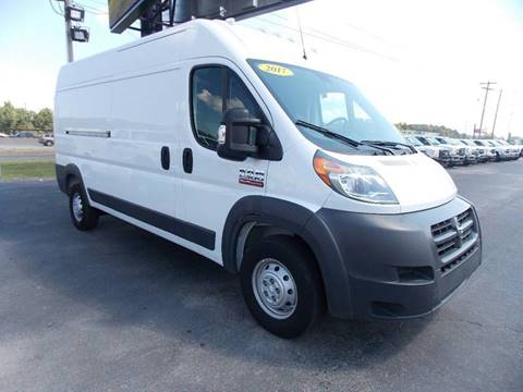 2017 RAM ProMaster Cargo for sale in Bryant, AR