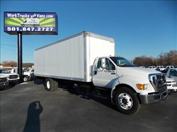 2012 Ford F-650 Super Duty for sale in Bryant, AR