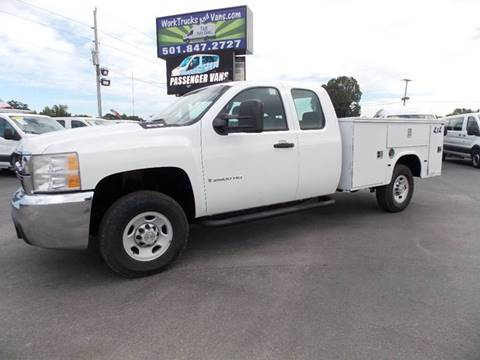 2009 Chevrolet Silverado 2500HD for sale in Bryant, AR