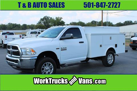 2016 RAM Ram Chassis 3500 for sale in Bryant, AR