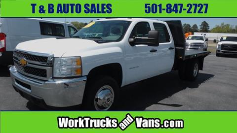 2014 Chevrolet Silverado 3500HD CC for sale in Bryant, AR