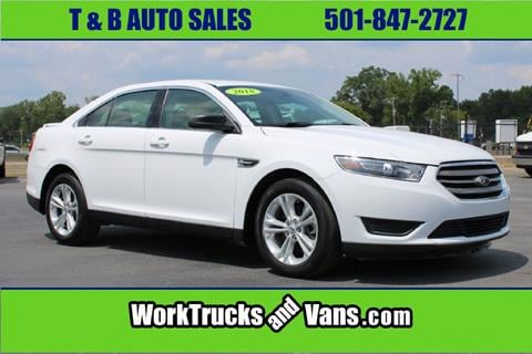 2018 Ford Taurus for sale in Bryant, AR