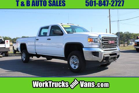2015 GMC Sierra 2500HD for sale in Bryant, AR
