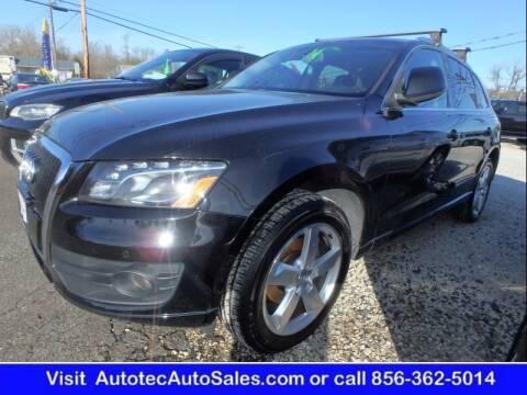 2010 Audi Q5 for sale at Autotec Auto Sales in Vineland NJ