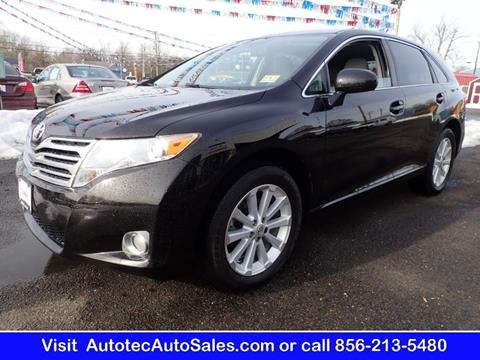 2009 toyota venza for sale in new jersey. Black Bedroom Furniture Sets. Home Design Ideas