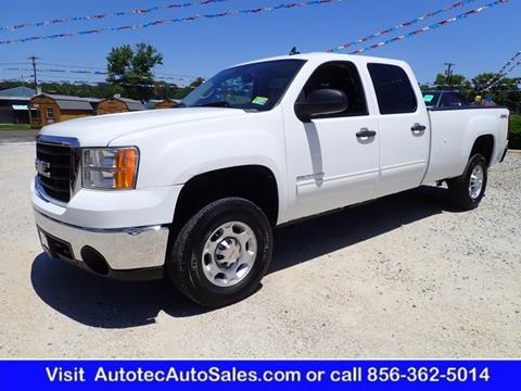 2010 GMC Sierra 2500HD for sale in Vineland, NJ