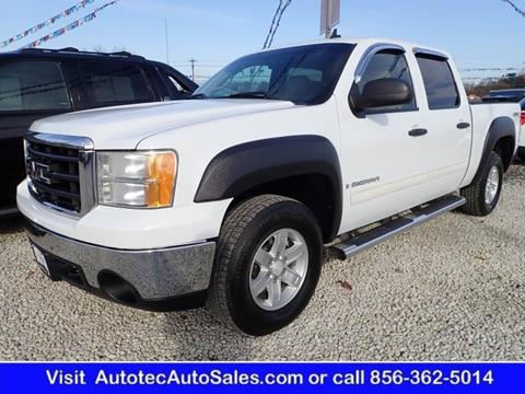 2008 GMC Sierra 1500 for sale in Vineland, NJ