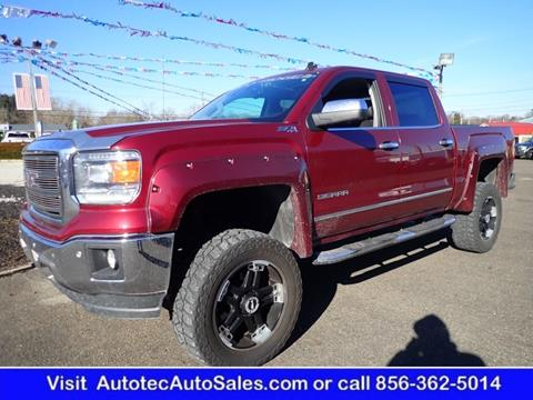 2014 GMC Sierra 1500 for sale in Vineland, NJ