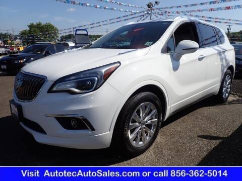 2017 Buick Envision for sale at Autotec Auto Sales in Vineland NJ