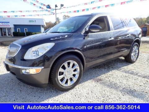 2012 Buick Enclave for sale at Autotec Auto Sales in Vineland NJ