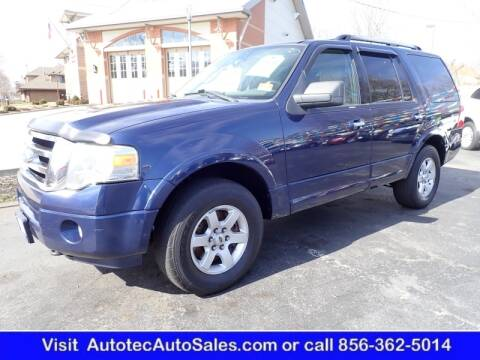 2009 Ford Expedition for sale at Autotec Auto Sales in Vineland NJ