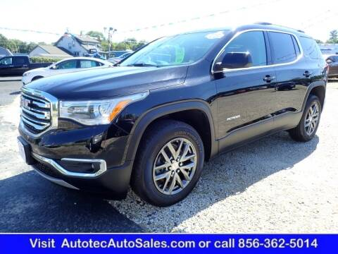 2019 GMC Acadia for sale at Autotec Auto Sales in Vineland NJ