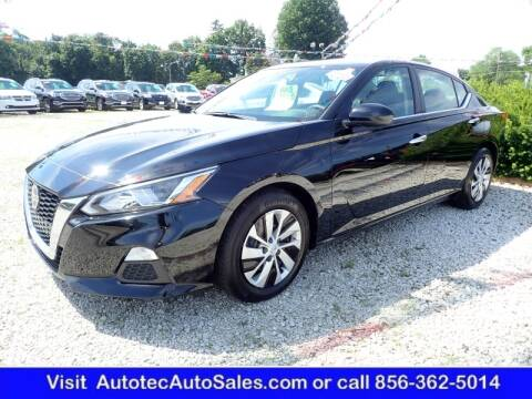 2019 Nissan Altima for sale at Autotec Auto Sales in Vineland NJ
