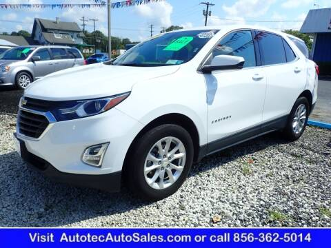 2019 Chevrolet Equinox for sale at Autotec Auto Sales in Vineland NJ