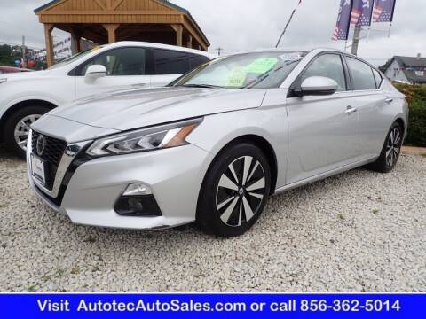 2020 Nissan Altima for sale at Autotec Auto Sales in Vineland NJ