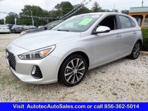 2018 Hyundai Elantra GT for sale at Autotec Auto Sales in Vineland NJ