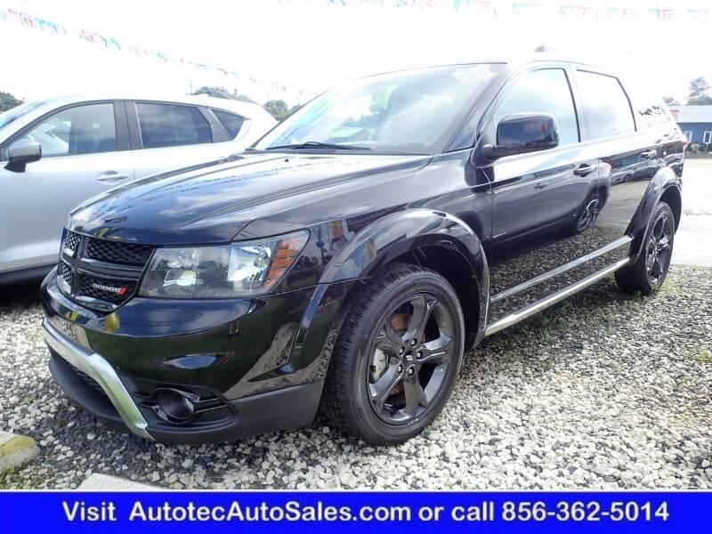 2019 Dodge Journey for sale at Autotec Auto Sales in Vineland NJ