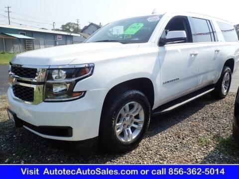 2019 Chevrolet Suburban for sale at Autotec Auto Sales in Vineland NJ