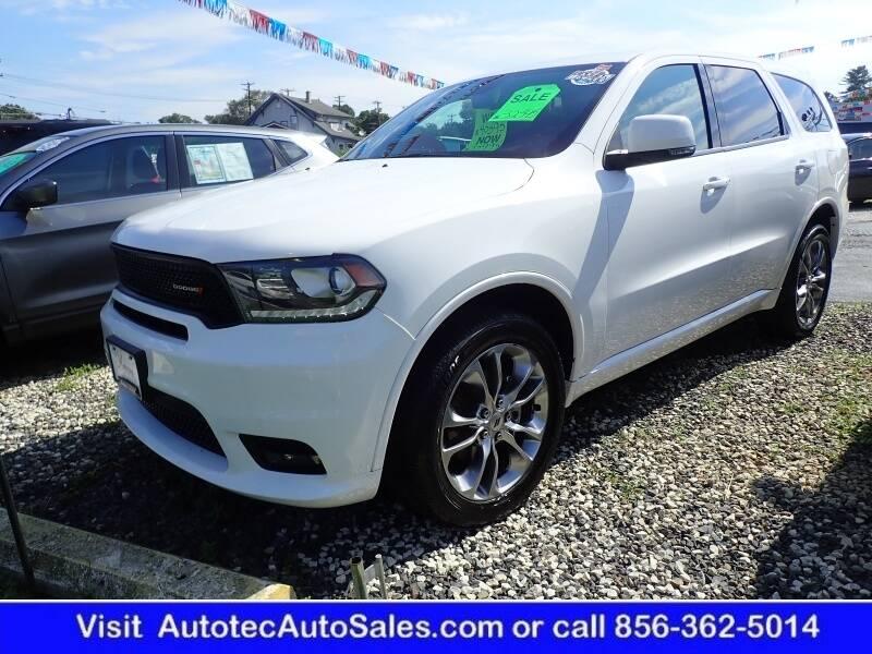 2019 Dodge Durango for sale at Autotec Auto Sales in Vineland NJ
