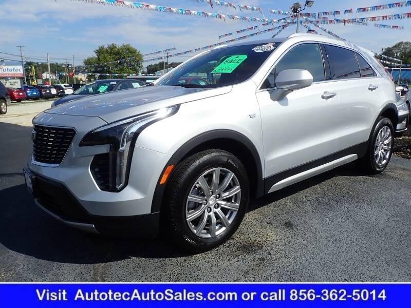 2020 Cadillac XT4 for sale at Autotec Auto Sales in Vineland NJ