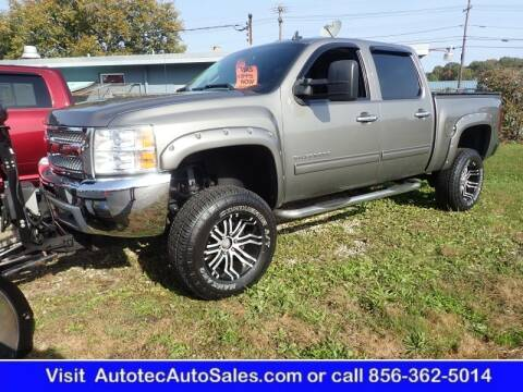 2013 Chevrolet Silverado 1500 for sale at Autotec Auto Sales in Vineland NJ