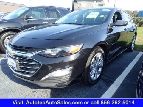 2020 Chevrolet Malibu for sale at Autotec Auto Sales in Vineland NJ
