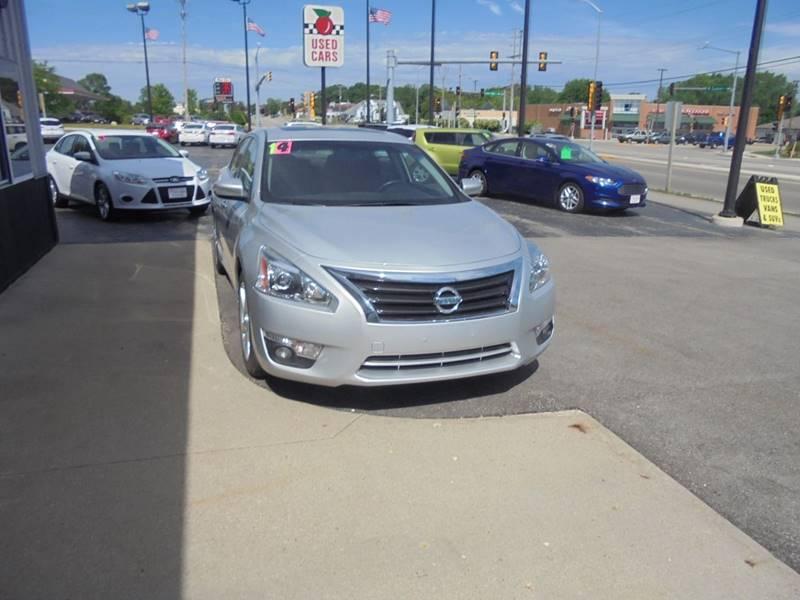 2014 Nissan Altima 2.5 SV 4dr Sedan - Hartford WI
