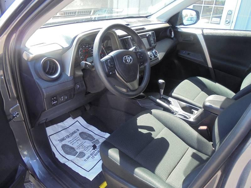 2015 Toyota RAV4 AWD LE 4dr SUV - Hartford WI