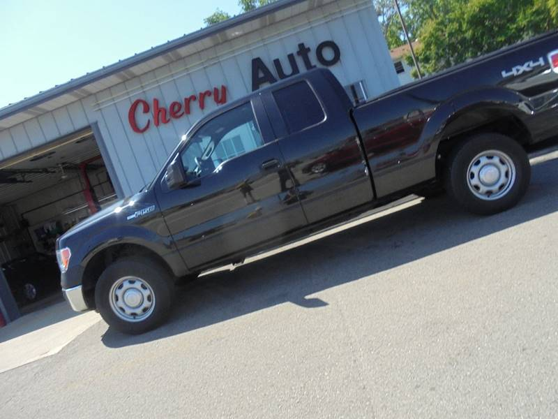 2014 Ford F-150 4x4 XL 4dr SuperCab Styleside 6.5 ft. SB - Hartford WI