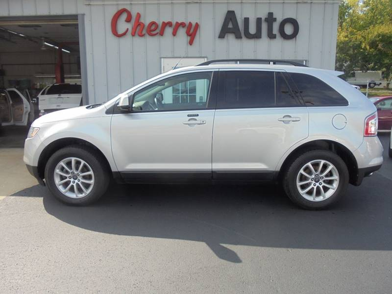 2009 Ford Edge SEL 4dr Crossover - Hartford WI