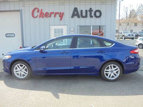 2015 Ford Fusion for sale in Hartford, WI
