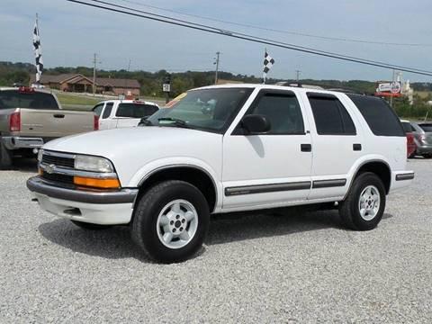 1999 Chevrolet Blazer for sale in Jefferson City, TN