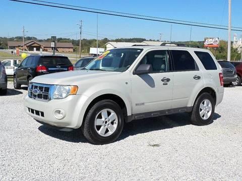 2008 Ford Escape for sale in Jefferson City, TN