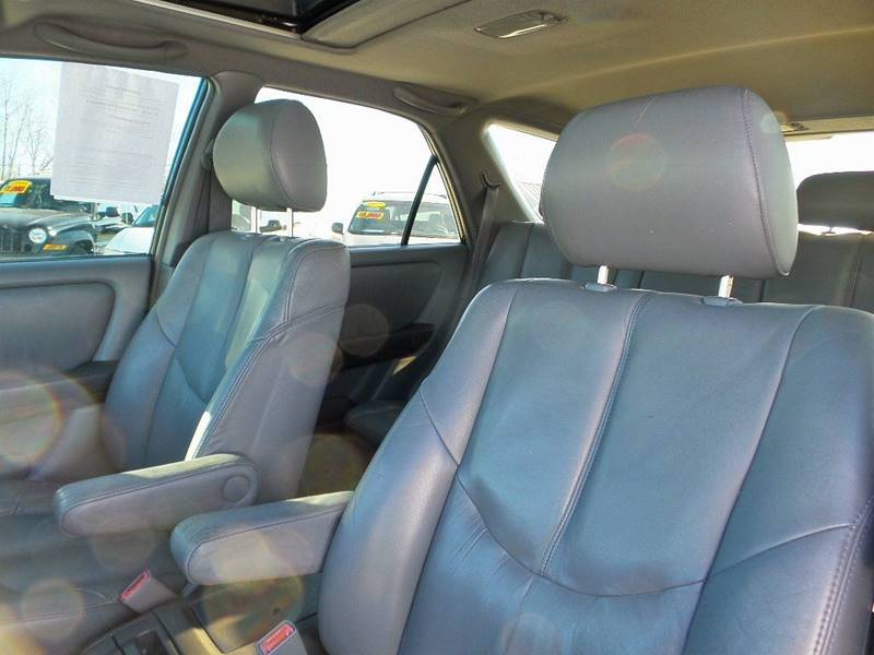 1999 Lexus Rx 300 Awd 4dr Suv In Jefferson City Tn Car Connection