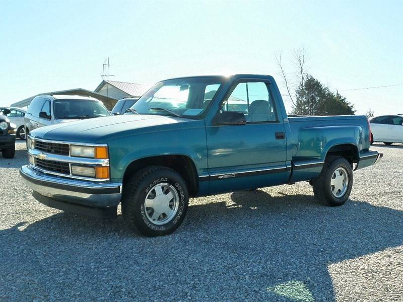 1996 chevrolet c k 1500 series 2dr c1500 silverado. Black Bedroom Furniture Sets. Home Design Ideas