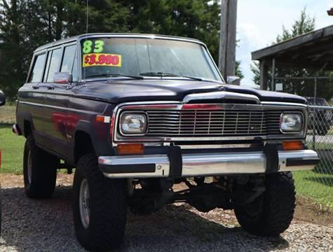 1983 Jeep Wagoneer for sale in Jefferson City, TN