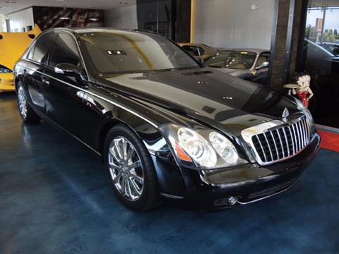 2009 Maybach 57 for sale in Costa Mesa, CA