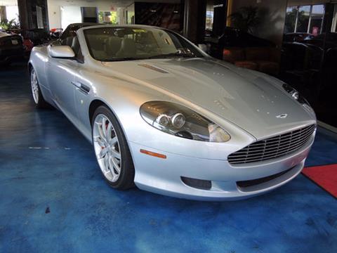 2005 Aston Martin DB9 for sale in Costa Mesa, CA