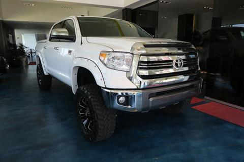 2017 Toyota Tundra for sale at OC Autosource in Costa Mesa CA