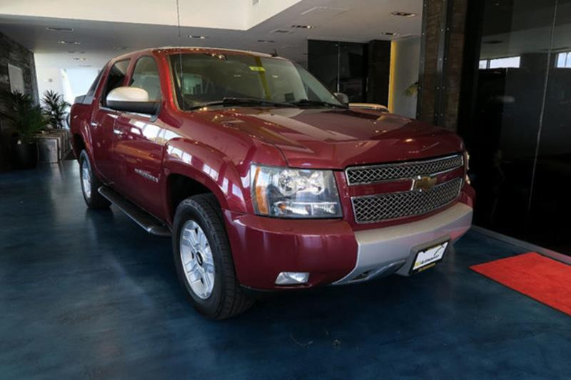 2007 Chevrolet Avalanche for sale at OC Autosource in Costa Mesa CA