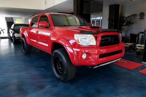 2006 Toyota Tacoma for sale at OC Autosource in Costa Mesa CA