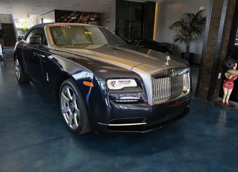 2016 Rolls-Royce Dawn for sale at OC Autosource in Costa Mesa CA