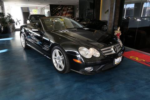 2007 Mercedes-Benz SL-Class for sale at OC Autosource in Costa Mesa CA