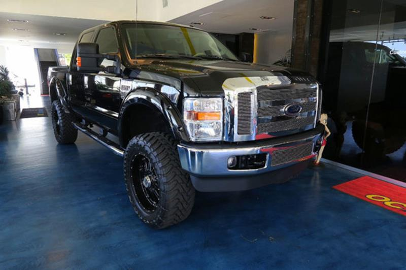 2008 Ford F-250 Super Duty for sale at OC Autosource in Costa Mesa CA