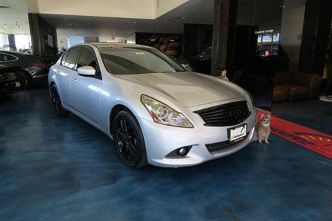 2012 Infiniti G37 Sedan for sale at OC Autosource in Costa Mesa CA