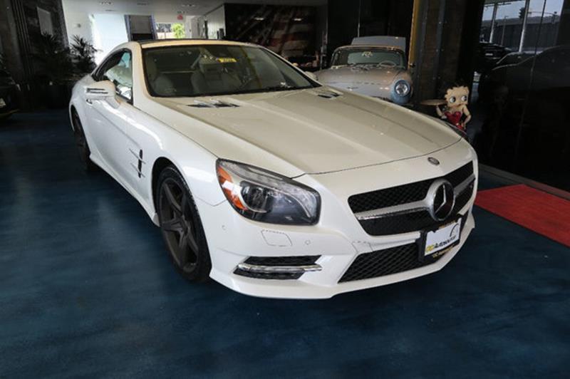 2013 Mercedes-Benz SL-Class for sale at OC Autosource in Costa Mesa CA