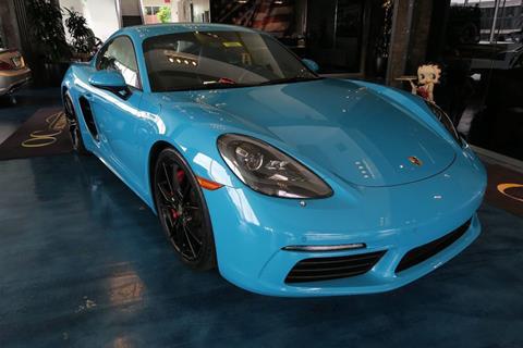 2017 Porsche 718 Cayman for sale in Costa Mesa, CA